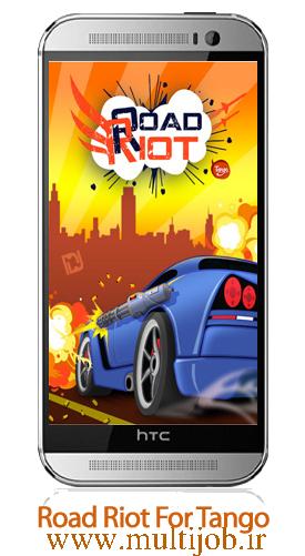 دانلود بازی شورش در جاده (تانگو) Road Riot For Tango v1.8.16